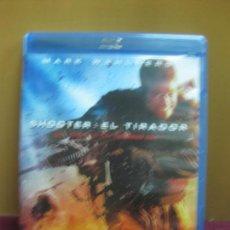 Cine: SHOOTER: EL TIRADOR. MARK WAHLBERG.CON CARACTERISTICAS ESPECIALES.. BLU-RAY DISC.. Lote 132890622