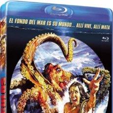 Cine: TENTACULOS JOHN HUSTON BLU RAY DISC ORIGINAL (BD-R). Lote 132915506