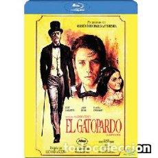 Cine: EL GATOPARDO (BLU-RAY) DIRECTOR: LUCHINO VISCONTI ACTORES: BURT LANCASTER, ALAIN DELON. Lote 133713750