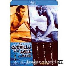 Cine: EL CUCHILLO EN EL AGUA (BLU-RAY) DIRECTOR: ROMAN POLANSKI ACTORES: LEON NIEMCZYK, JOLANTA UMECKA. Lote 133714126
