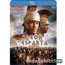 Cine: EL LEÓN DE ESPARTA (BLU-RAY) DIRECTOR: RUDOLPH MATE ACTORES: RICHARD EGAN, RALPH RICHARDSON. Lote 133715466