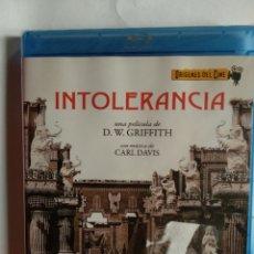 Cine: INTOLERANCIA BLU-RAY NUEVO. Lote 133720157
