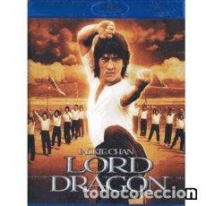 Cine: EL MAESTRO DE LOS DRAGONES (LORD DRAGON) (BLU-RAY) . Lote 133721522