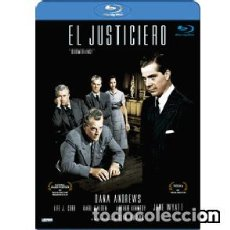 Cine: EL JUSTICIERO (BLU-RAY) DIRECTOR: ELIA KAZAN ACTORES: DANA ANDREWS, JANE WYATT. Lote 133721818