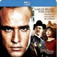 Cine: EL ROSTRO IMPENETRABLE (BLU-RAY) DIRECTOR: MARLON BRANDO ACTORES: MARLON BRANDO, KARL MALDEN. Lote 133722354