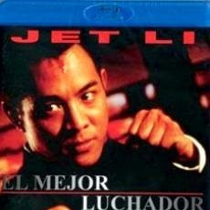 Cine: EL MEJOR LUCHADOR (BLU-RAY) DIRECTOR: GORDON CHAN ACTORES: JET LI, SHINOBU NAKAYAMA. Lote 133722510