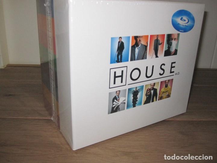 HOUSE BLU-RAY COLECCION COMPLETA (Cine - Películas - Blu-Ray Disc)