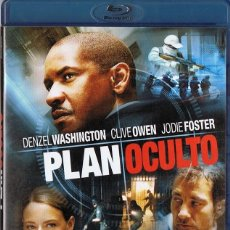 Cine: PLAN OCULTO DENZEL WASHINGTON . Lote 134185614