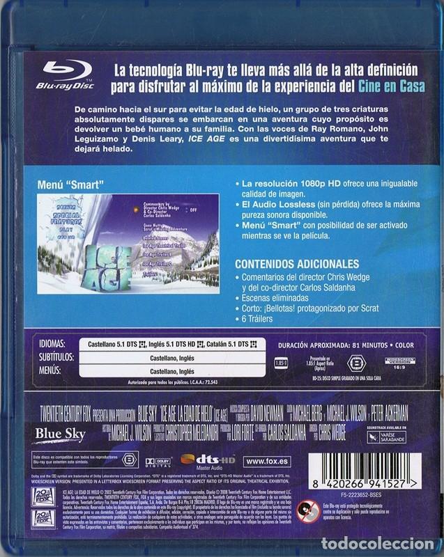 Cine: ICE AGE LA EDAD DE HIELO - Foto 2 - 134185802