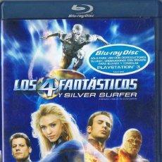 Cine: LOS 4 FANTÁSTICOS Y SILVER SURFER. Lote 134185846