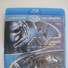 Cine: BLU-RAY - ALIEN VS. PREDATOR / ALIENS VS. PREDATOR 2.. Lote 135018242