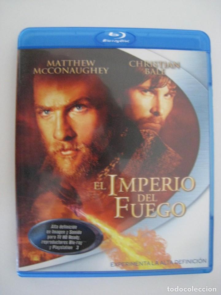 BLU-RAY - EL IMPERIO DEL SOL. (Cine - Películas - Blu-Ray Disc)