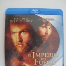 Cine: BLU-RAY - EL IMPERIO DEL SOL.. Lote 135041106