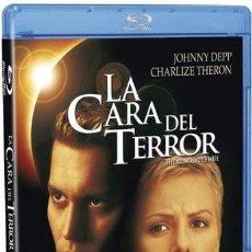 Cine: LA CARA DEL TERROR - BLURAY USADO UNA SOLA VEZ, DESCATALOGADO Y UNICO EN TODOCOLECCION. Lote 221824271