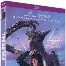Cine: COLOSSAL - BLURAY PRECINTADO Y UNICO EN TODOCOLECCION. Lote 135054418