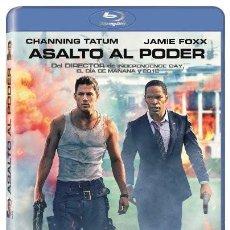 Cine: ASALTO AL PODER - BLURAY PRECINTADO. Lote 135054726