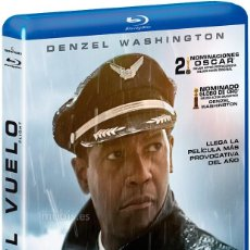 Cine: EL VUELO - BLURAY COMO NUEVO Y UNICO EN TODOCOLECCION. Lote 135056242
