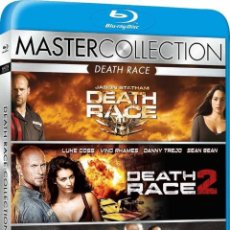 Cine: DEATH RACE (LA CARRERA DE LA MUERTE) SAGA COMPLETA EN 5 BLURAYS TODOS NUEVOS Y UNICA EN TC. Lote 135057142