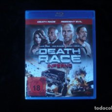 Cine - death race inferno - blu ray como nuevo - 135084518