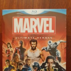 Cine: MARVEL ULTIMATE HEROES (PACK 6 PELICULAS). Lote 135438595