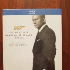 Cine: 007 COLECCIÓN DANIEL CRAIG. Lote 135439351
