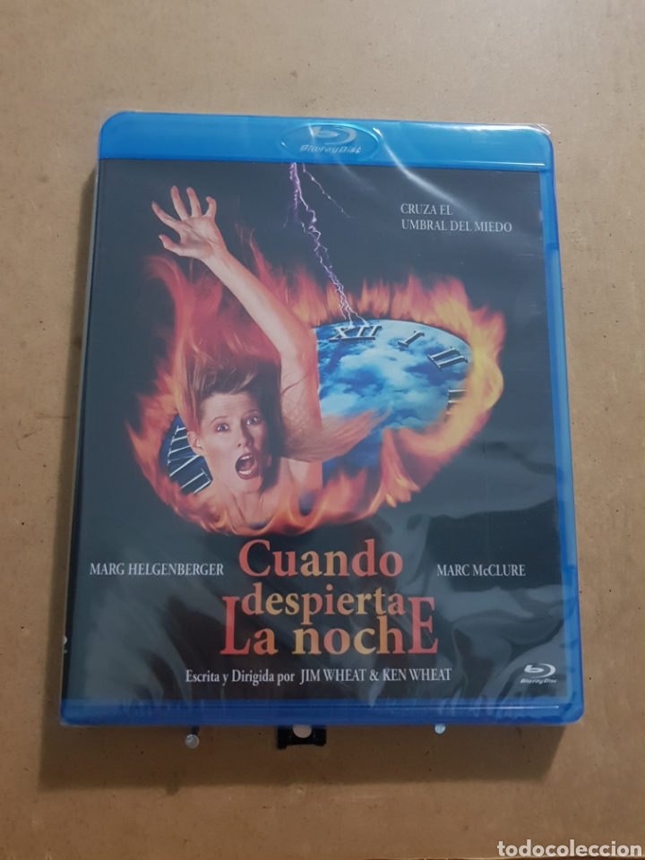 ( RESEN ) CUÁNDO DESPIERTA LA NOCHE - BLURAY NUEVO PRECINTADO (Cine - Películas - Blu-Ray Disc)