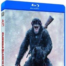 Cine: EL PLANETA DE LOS SIMIOS - SAGA MODERNA COMPLETA - 2 DVDS COMO NUEVOS Y EL OTRO PRECINTADO. Lote 135838822