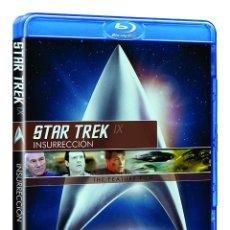 Cine: STAR TREK 3 BLURAYS - NEMESIS, INSURRECCION Y PRIMER CONTACTO COMO NUEVOS. Lote 135840306