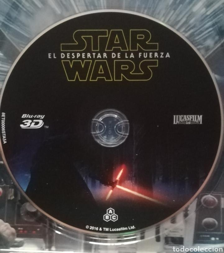 STAR WARS EL DESPERTAR DE LA FUERZA BLU-RAY 3D (SOLO DISCO) (Cine - Películas - Blu-Ray Disc)