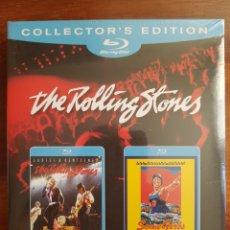 Cine: THE ROLLING STONES (EDICIÓN COLECCIONISTA 2 BLU RAY). Lote 136130928