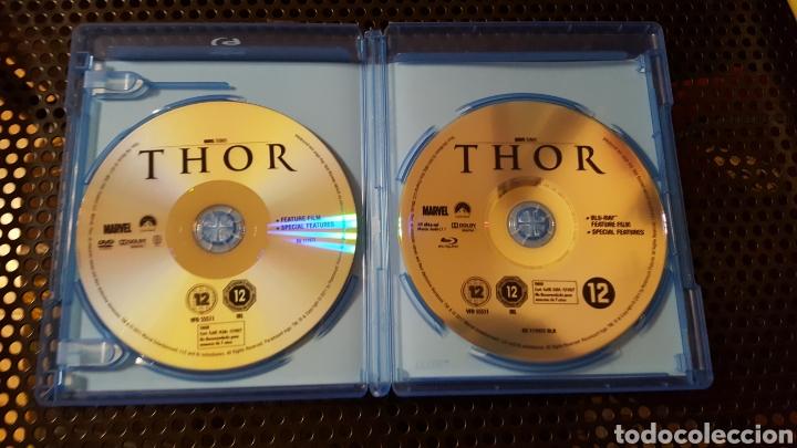 Cine: Bluray - Thor - Blu-ray + dvd - dirigida por Kenneth Branagh - MCU Fase uno - Foto 3 - 136278048