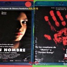 Cine: HOUSE ON HAUNTED HILL + LOS SIN NOMBRE - BLURAYS AREA B - PRECINTADAS. Lote 136418454