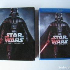 Cine: BLU-RAY - PACK STAR WARS - LA SAGA COMPLETA - 9 DISCOS.. Lote 143090610