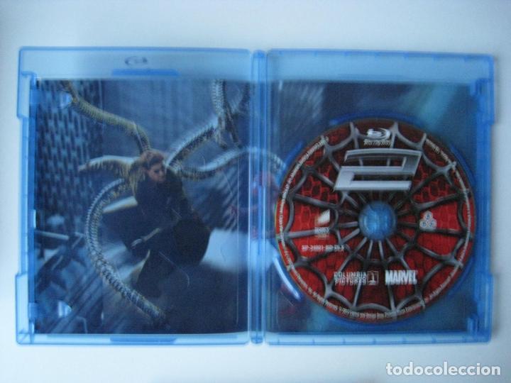 Cine: BLU-RAY - PACK SPIDERMAN - LA TRILOGIA - 3 DISCOS. - Foto 5 - 136721810