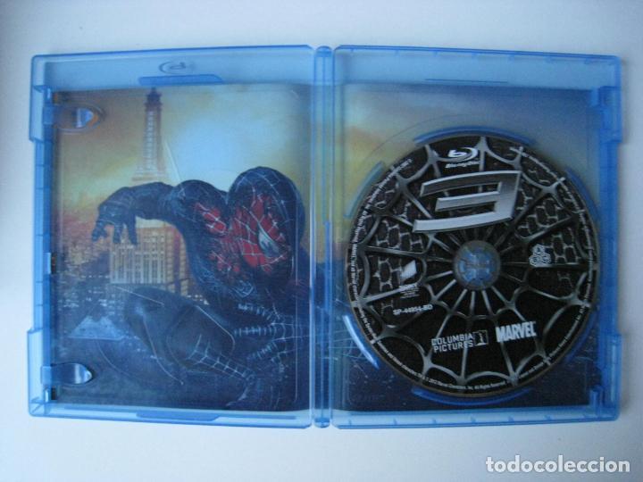Cine: BLU-RAY - PACK SPIDERMAN - LA TRILOGIA - 3 DISCOS. - Foto 6 - 136721810