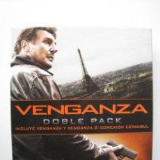 Cine: BLU-RAY - DOBLE PACK - VENGANZA Y VENGANZA 2 : CONEXION ESTAMBUL VERSION EXTENDIDA.. Lote 136756962