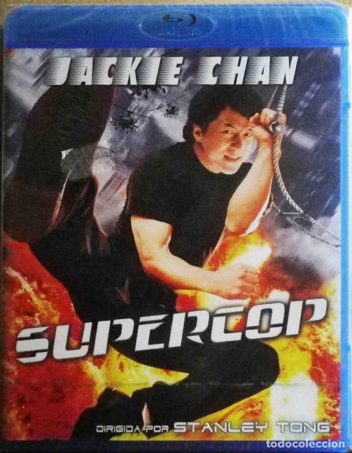 Usado, Blu-Ray Precintado: Supercop (Jackie Chan, Michelle Yeoh, Maggie Cheung, Ken Tsang, Yuen Wah) segunda mano