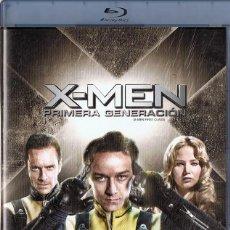Cine: X -MEN PRIMERA GENERACIÓN (BLU - RAY). Lote 137291298