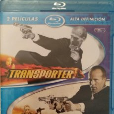 Cine: PACK TRANSPORTER 1 + TRANSPORTER 2 (2 BLURAY). Lote 137969226