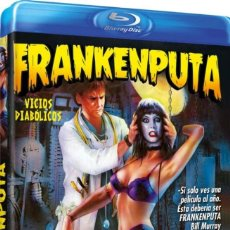 Cine: FRANKENPUTA (BLURAY-DISC BD PRECINTADO) DIRECTOR FRANK HENENLOTTER TERROR DE CULTO. Lote 212021238