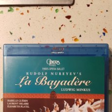 Cine: LA BAYADÉRE (RULL NUREYEV'S). Lote 139445384