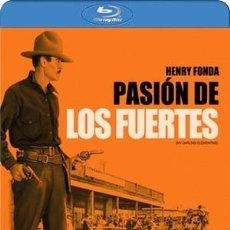 Cine: LA PASIÓN DE LOS FUERTES (1946), DE JOHN FORD.. Lote 139575546
