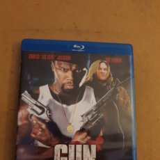 Cine: ( BRV3 ) GUN - BLURAY PROCEDENTE DE VIDEOCLUB. Lote 140190578