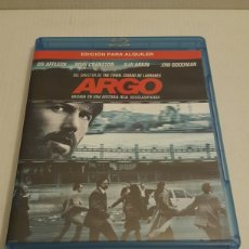 Cine: ( BRV2 ) ARGO - BLURAY PROCEDENTE DE VIDEOCLUB. Lote 140195285