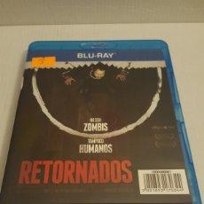 Cine: ( BRV2 ) RETORNADOS - BLURAY PROCEDENTE DE VIDEOCLUB. Lote 140195550