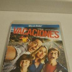 Cine: ( BRV2 ) VACACIONES - BLURAY PROCEDENTE DE VIDEOCLUB. Lote 140196065