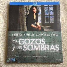 Cine: LOS GOZOS Y LAS SOMBRAS BLU-RAY **SERIE COMPLETA EN 3 DISCOS NUEVA Y PRECINTADA**. Lote 141217872