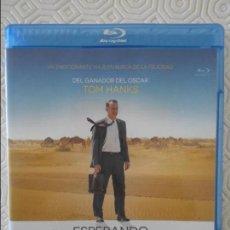 Cine: ESPERANDO AL REY. BLUY RAY DE LA PELICULA DE TOM HANKS. COLOR. 98 MINUTOS.. Lote 140703374