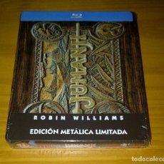 Cine: JUMANJI STEELBOOK EDICIÓN METÁLICA ESPAÑOLA BLU-RAY NUEVO PRECINTADO. Lote 140820694