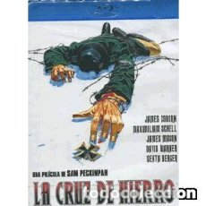 Cine: LA CRUZ DE HIERRO DIRECTOR: SAM PECKINPAH ACTORES: JAMES COBURN, MAXIMILIAN SCHELL (BLU-RAY). Lote 141090698